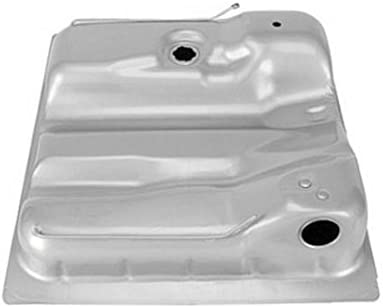 with Lock Ring Fuel Tank Compatible with Volkswagen VANAGON 1983-1985 Steel Silver 16 gal//60L 32-1//2 x 28-3//8 x 9-5//8 in