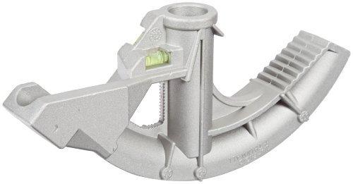 Aluminum Die Cast Conduit Bender, 8 Degree Inside Radius, For 1 EMT or 3/4 Rigid by NSI