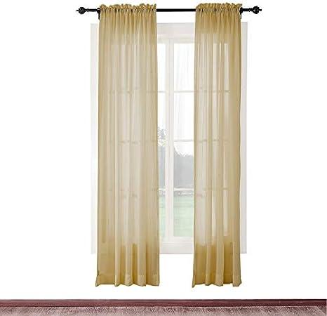 cololeaf interior al aire libre cortina de SHEER para patio| porch| gazebo| Pergola | Cabana | dock| playa home| backyard| country| garden| boda – Rod ...