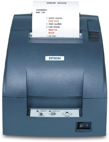 Epson TM-U220B (057A0): USB, PS, EDG - Impresora de Etiquetas (PS ...