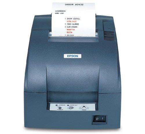 Epson TM U220B Imprimante à reçu deux couleurs matricielle Rouleau (7,6 cm) 17.8 cpi 9 pin jusqu'à 6 lignes/sec USB