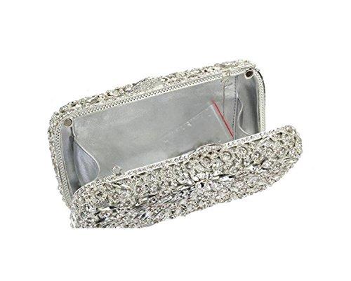 à à Pour Chaîne GSHGA Sacs En Sac D'embrayage De Sac Sac à à Nuptiale Sac Complet Diamant Diamant Chaîne Main Sacs Picture5 Picture4 Femme Soirée U74wEWq7O
