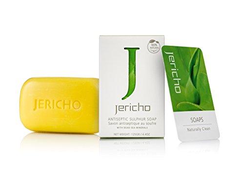 ORIGINAL Dead Sulfur Soap Jericho