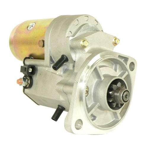 DB Electrical SND0137 Starter (190-500 Hyster John Deere Thermoking Isuzu) by DB Electrical