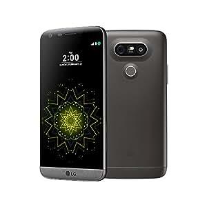 LG G5 H860 32GB 5.3-Inch 16MP + 8MP Dual SIM LTE FACTORY UNLOCKED Smartphone - International Stock No Warranty (TITAN)