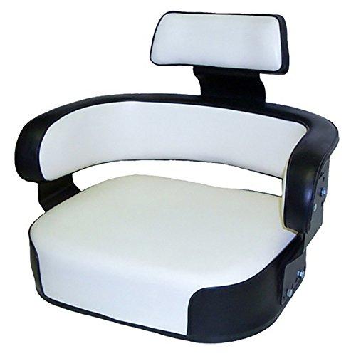 7153 New IH / Farmall IHC Vinyl Seat w/ Hardware 504 656 706 806 1026 756 856 + (Farmall Tractor Seat)