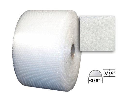Large Product Image of UBOXES Small Bubble Cushioning Wrap 175' 3/16