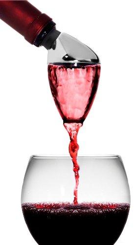 Rabbit Wine Opener with Best Wine Accessories - Rabbit Vertical Corkscrew, Foil Cutter, Extra Spiral, Rabbit Wine Aerator Pourer, Rabbit Wine and Beverage Bottle Stopper by Rabbit (Image #7)