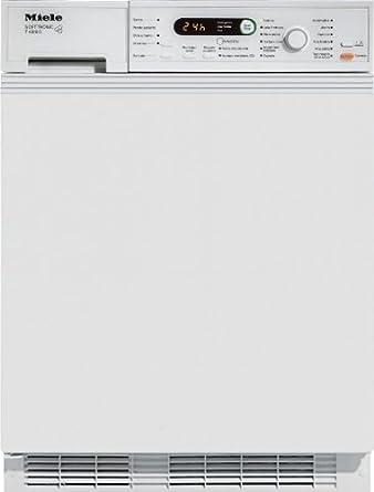 Miele T 4819 CI DX Integrado Carga frontal 6kg B Blanco - Secadora ...