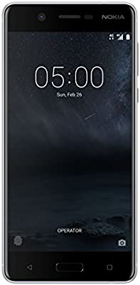 Nokia 5 Dual Sim - 16GB, 2GB RAM, 4G LTE, Silver