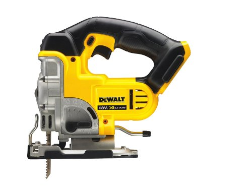 DeWalt 18V XR Lithium-Ion Body Only Jigsaw