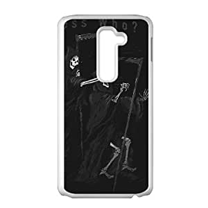 LG G2 Cell Phone Case White GUESS WHO CBVNDEA02008