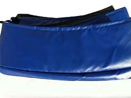 Trampoline Pads by Trampoline Pro (Blue, Blue, Universal - 15ft Round [multi-piece])