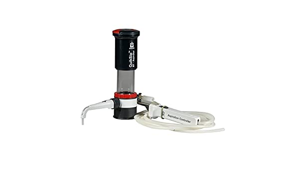 BrandTech 4723150 quiksip Bottletop aspirador: Amazon.es: Amazon.es