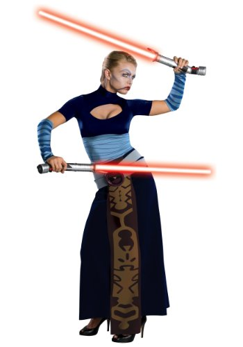 Rubie's Women's Star Wars Clone Asajj Ventress Costume,