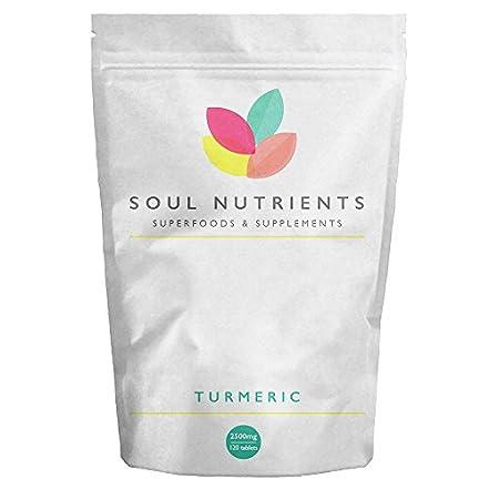Soul Nutrients Curcuma Extrakt