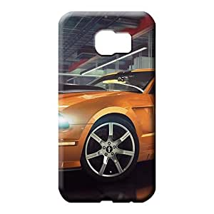 samsung galaxy s6 edge Brand Hot Snap On Hard Cases Covers phone cover shell Aston martin Luxury car logo super