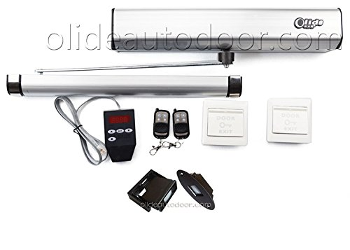 Automatic Swing Door Opener with Two Passive Infrared/body/motion Sensors