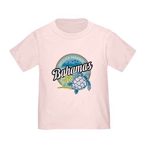CafePress Bahamas Toddler T Shirt Cotton
