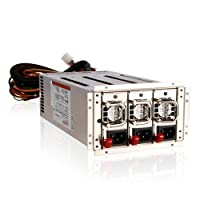 iStarUSA 1000W 4U Mini Redundant Power Supply