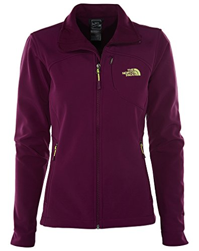 The North Face Women's Apex Bionic Jacket C771,Pamplona Purple,US XL