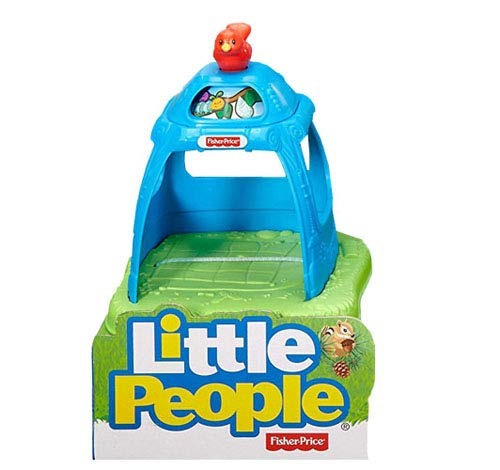 Fisher-Price Little People Going Camping Playset - Replacement Tent DFV77 - Price Tent Fisher