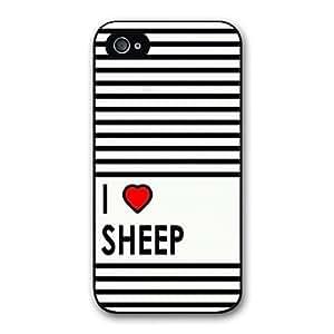 GX Cubierta Posterior - Gráfico - para iPhone 6 Plus ( Negro/Blanco , Plástico )
