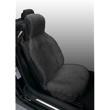 Aegis Cover 801003BLK Black Sheepskin Seat Cover