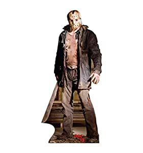 """Jason Voorhees """"Knife"""" - Friday the 13th (2009) - Advanced Graphics Life Size Cardboard Standup"""