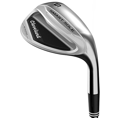 Cleveland Golf Men's Smart Sole 3.0 Golf Wedge, Right Hand, 58 Degree, Graphite