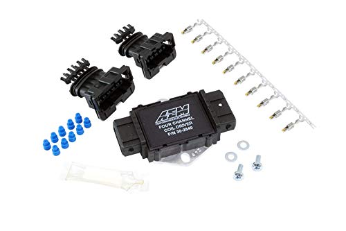 - AEM 30-2840 4-Channel Coil Driver