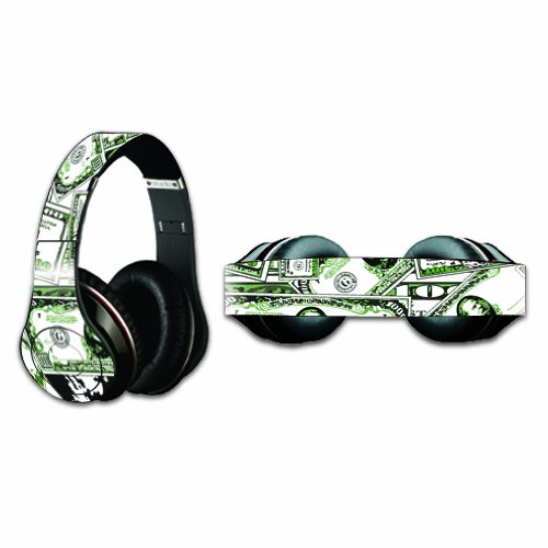 ... MightySkins Protective Vinyl Skin Decal Cover for Dr. Dre Beats Studio  Headphones wrap sticker skins ... 37330ea67d