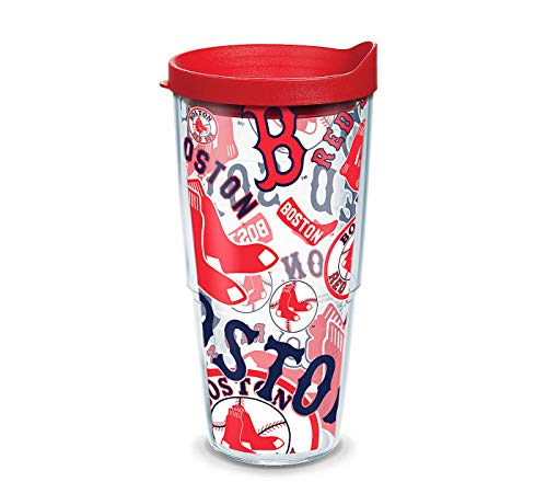 - Tervis 24oz Water Bottle: MLB Boston Red Sox