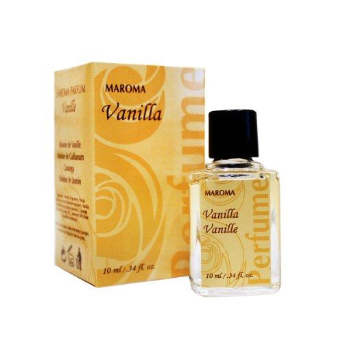 Vanilla Perfume Oil 0.34oz perfume by Maroma ()