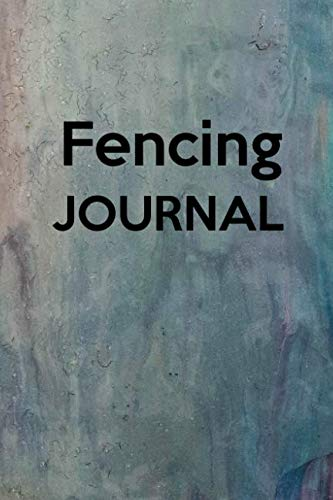Fencing Journal: Keep track of your fencing activity