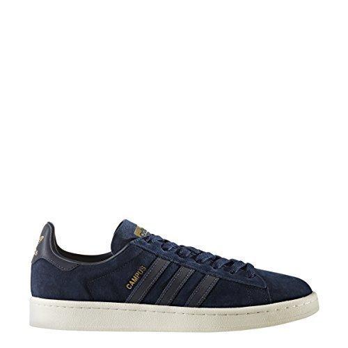 quality design 56909 4e038 Galleon - Adidas Campus Mens Shoes Collegiate NavyReflectiveGold Metallic  Bz0073 (9.5 M US)