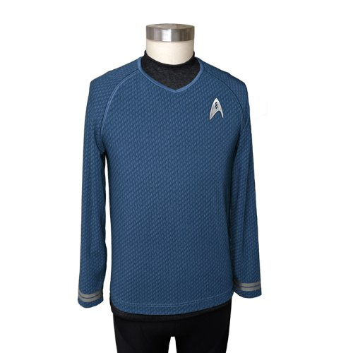Anovos Star Trek Costumes (Star Trek The Movie Sciences Tunic Replica Uniform, XX-Large)