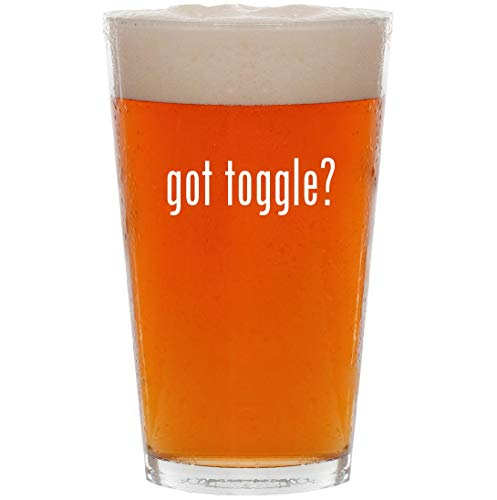 got toggle? - 16oz Pint Beer -