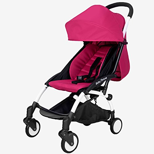 [Baby Stroller Travel luxury Standard New Design Luxury Baby Stroller Light Weight Baby Stroller Foldable Fashion Portable Prams By] (Dog Costume Carrying Gift Video)