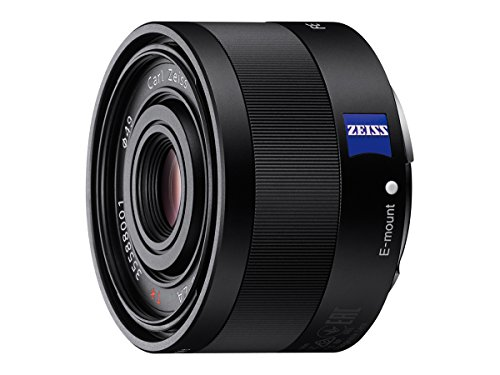 Sony 35mm F2.8 Sonnar T FE ZA Full Frame Prime Fixed Lens (Sony E Mount Lens 35mm)