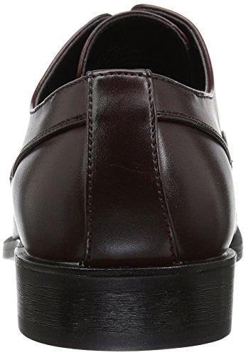 Kenneth Cole Non Cotées Mens Mi-temps Bordeaux Chaussure Oxford