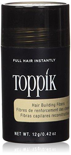 - Toppik Hair Building Fibers, Medium Blonde, 12 g