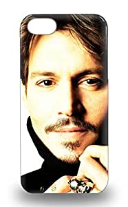 Iphone 3D PC Soft Case Cover Johnny Depp American Male John Christopher Depp Benny And Joon Iphone 5/5s Protective 3D PC Soft Case ( Custom Picture iPhone 6, iPhone 6 PLUS, iPhone 5, iPhone 5S, iPhone 5C, iPhone 4, iPhone 4S,Galaxy S6,Galaxy S5,Galaxy S4,Galaxy S3,Note 3,iPad Mini-Mini 2,iPad Air )