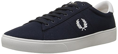 Fred Perry Spencer Canvas Navy azul