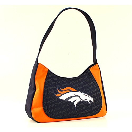 Denver Broncos ''Swag'' Logo Purse Handbag by Genuine Merchandise