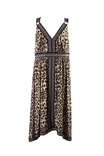 inc leopard dress - 2