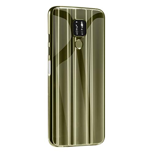 - JinJin Quad Cores 6.1 inch 3G Dual SIM Camera Smartphone Android 6.1 Mobile Phone MP3/MP4/3GP/FM Radio/Bluetooth Real 2050mAh Lithium-ion battery (gold)