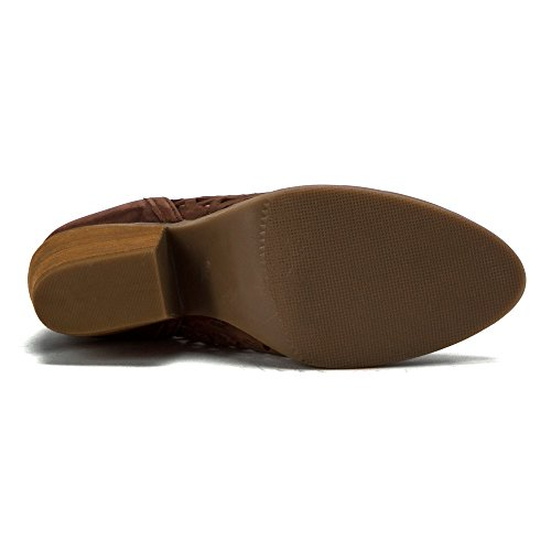 Bootie Ankle Women's Cloud Brown Musse Dark Athena amp; ZOq4IxRH