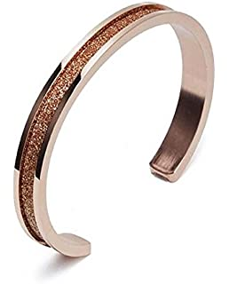 Yantra Paris , Queen , Rubis , Bracelet scintillant pour élastique à cheveux  , Bijou pour