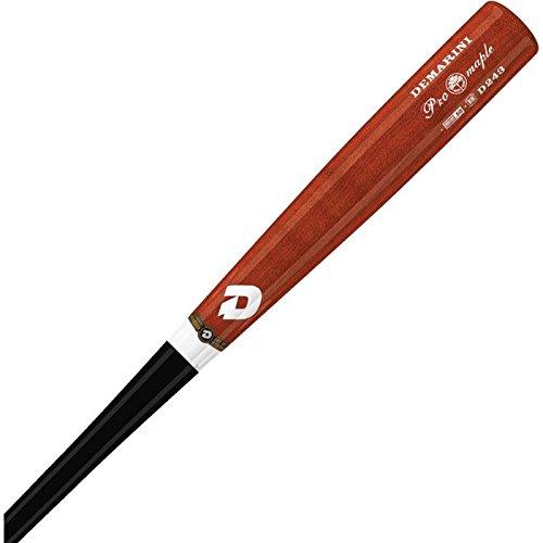DeMarini Pro Maple 243 Composite Wood Baseball Bat (Demarini Maple Wood Bat)
